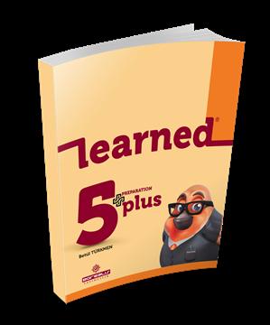 Resim Learned® 5 ingilizce HAZIRLIK SINIFLARI