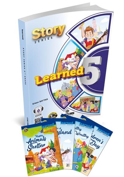 Resim 5.Sınıf İngilizce Hikaye Seti