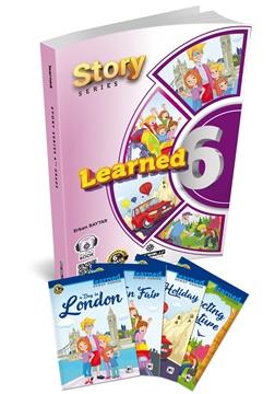Resim 6.Sınıf İngilizce Hikaye Seti