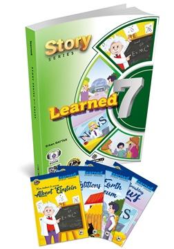 Resim 7.Sınıf İngilizce Hikaye Seti