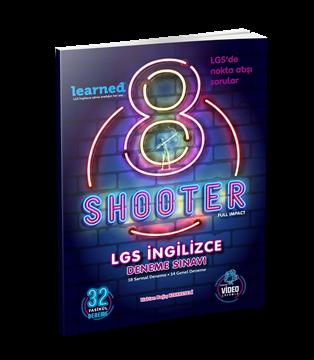 Resim Learned Shooter LGS İngilizce Deneme Sınavı